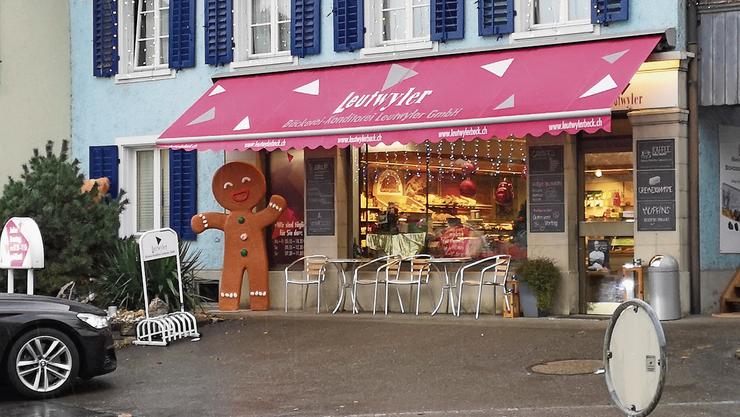 Die Bäckerei Leutwyler schliesst in Küttigen jetzt Ende Dezember.