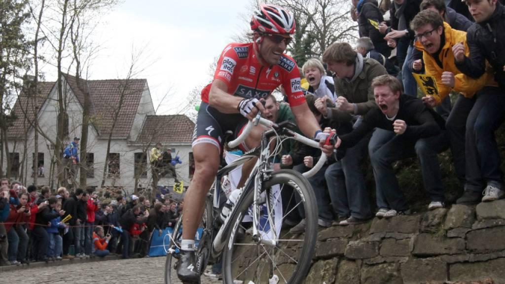 Perfekter Ostersonntag in Flandern für Fabian Cancellara