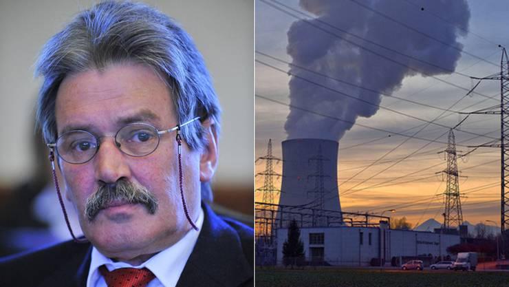 Roberto Zanetti fordert eine Verschärfung der Strafbestimmungen im Kernenergiegesetz