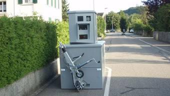 Das ist der erste halbstationäre Blitzer im Aargau