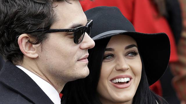 Katy Perry und John Mayer gehen wieder getrennte Wege (Archiv)