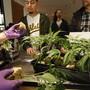 Verkauf von Marihuana für jedermann in einem Laden im kalifornischen Oakland.