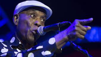 Buddy Guy an der Baloise Session