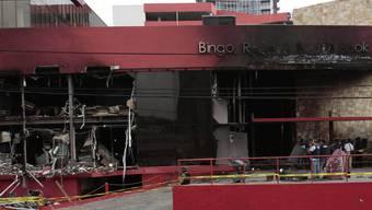 Nach dem Anschlag auf die Spielbank (Archiv)