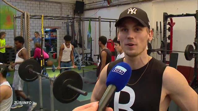 Fitness mit Flüchtlingen