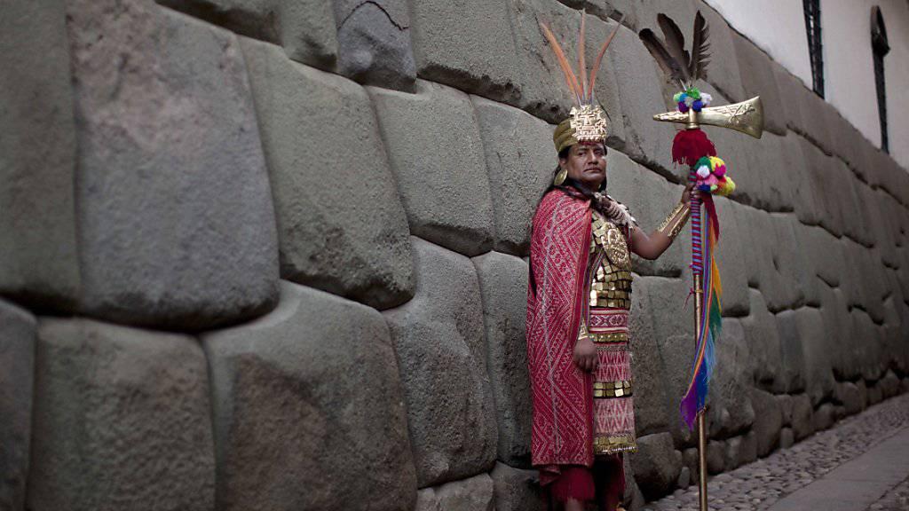 Millionenstrafe nach Zerstörung von Inka-Mauern