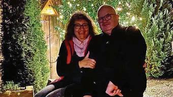 Vor 19 Jahren wohnten Gabriela und Kilian Friedrich noch in Egliswil.