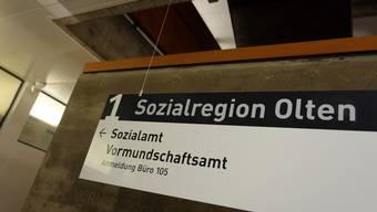 Der Stellenplan der Sozialregion Olten wurde um 1,3 Stellen erhöht.
