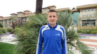 Das Aargauer Schiedsrichtertalent Johannes von Mandach