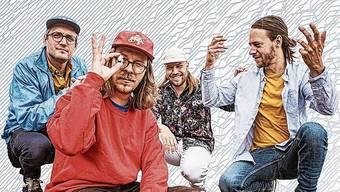 Die Band «Mnevis» feiert eine Albumtaufe der anderen Art.