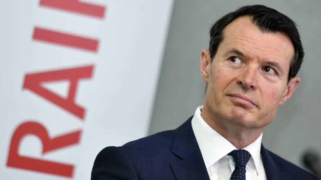 Raiffeisen-Präsident Lachappelle tritt Ende Juli zurück