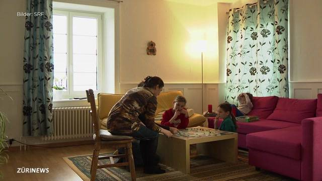 Kirchenasyl für integrierte Familie