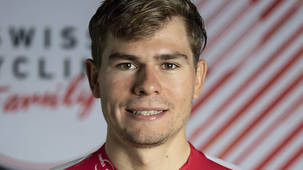 Stefan Bissegger fehlte in der Einzelverfolgung rund eine halbe Sekunde zu EM-Bronze
