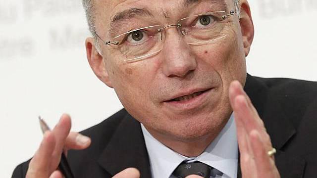 Hans Wanner, Direktor Eidgenössisches Nuklearsicherheitsinspektorat (ENSI)