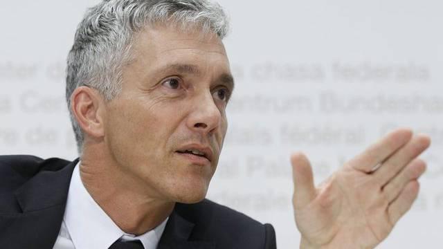 Laut Bundesanwalt Michael Lauber hätten die Daten möglicherweise die Sicherheit der Schweiz gefährden können