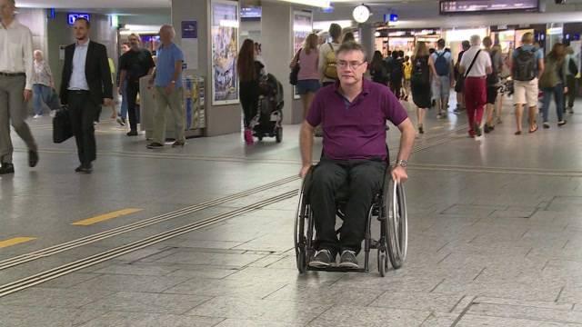 Behindertengerechtes Bauen