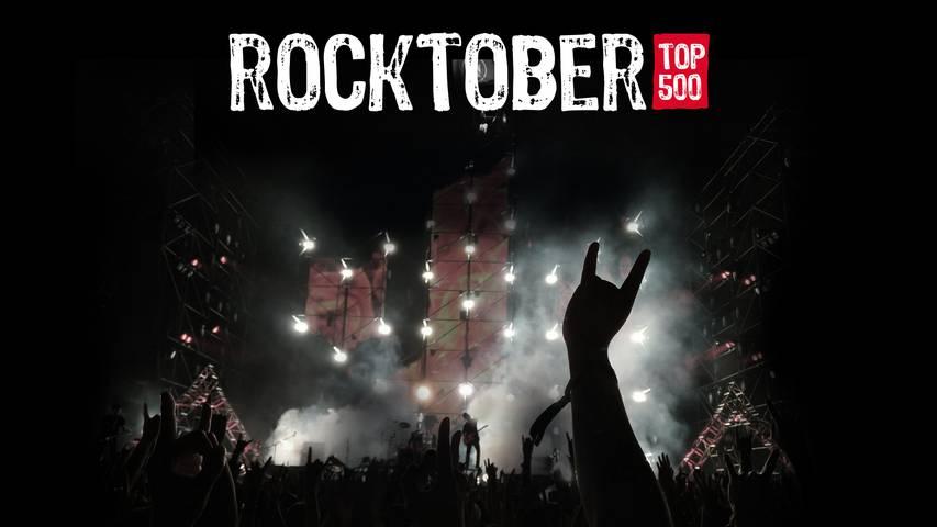 Rocktober Top500 - Das sind deine grössten Rocksongs aller Zeiten