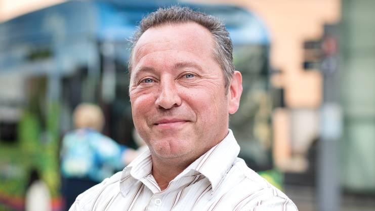 Alfred Arndt, Leiter Betrieb RVBW Baden
