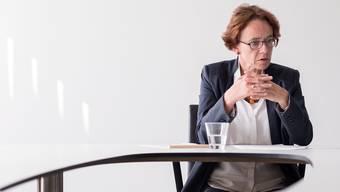 Das von Eva Herzog vorgelegte Budget 2017 wurde von der Finanzkommission einstimmig zur Annahme empfohlen. (Archiv)