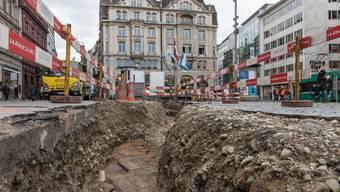 Marktplatz Brand 1377
