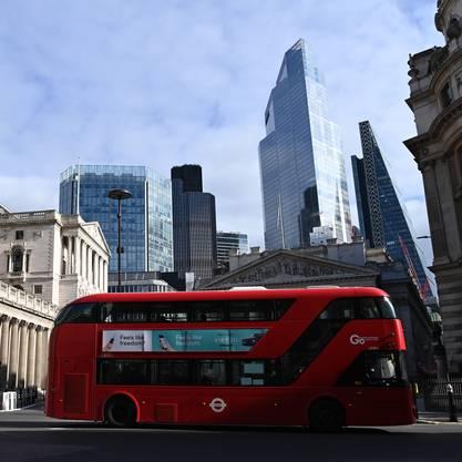 Vorbild Grossbritannien? Auch nach London schauen die Initianten gerne.