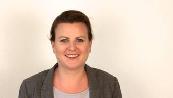 Iva Marelli, Präsidentin Team Baden: «Die Werte der Grünliberalen liegen mir nahe.»