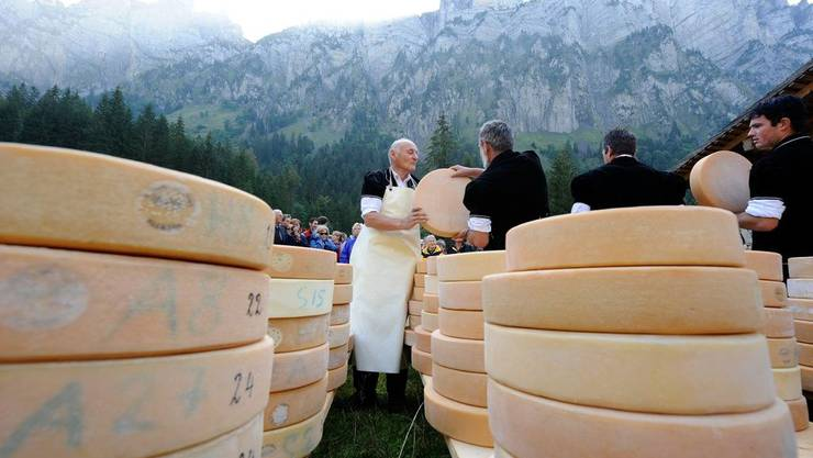 Der Appenberger Käse ist kein Appenzeller Käse (Symbolbild)