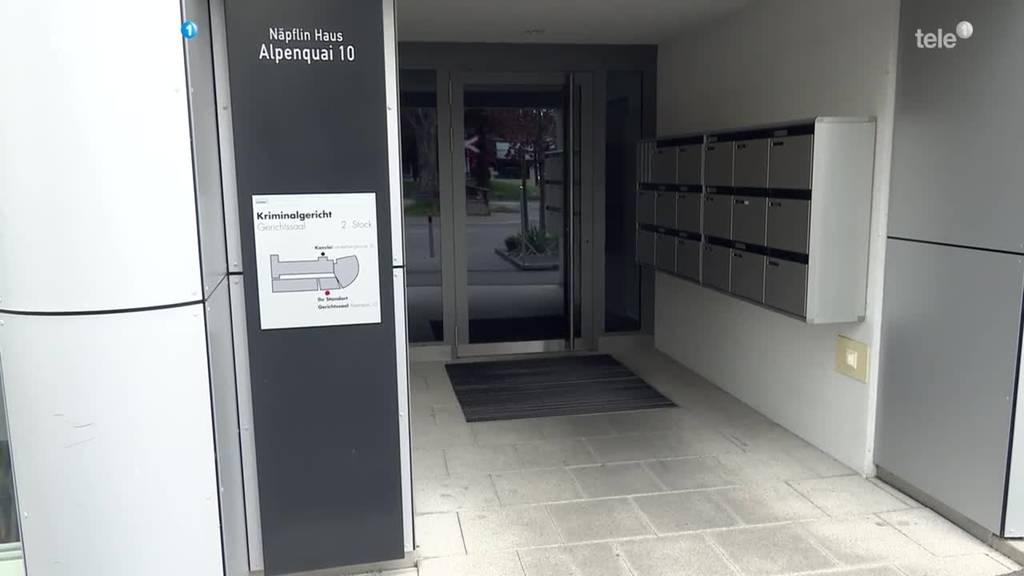 Gerichtsverhandlung wegen tödlichem Hammer-Angriff in Luzern