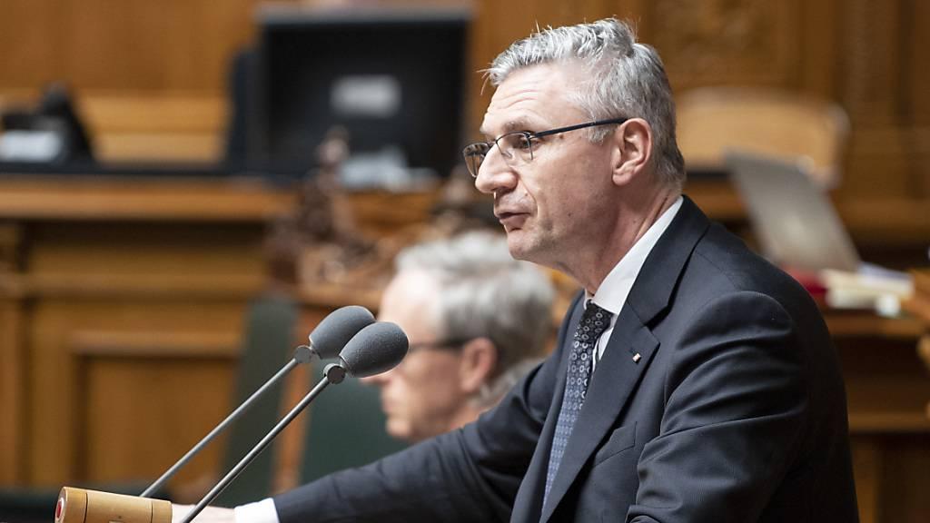 Andreas Glarner will SVP-Parteipräsident werden