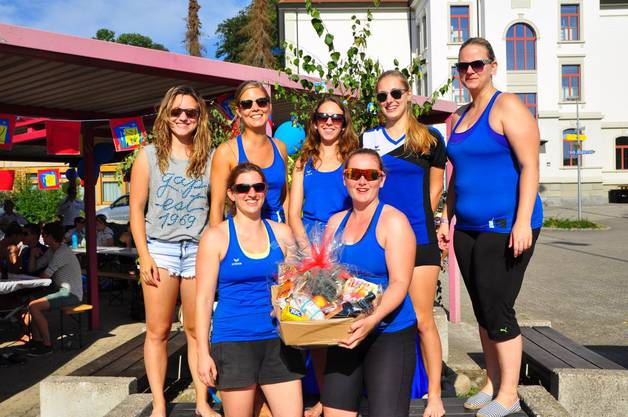 STV Unterkulm, 1. Volleyball Damen