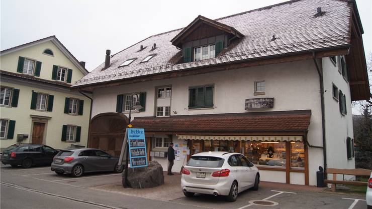 Seit 1875 führt die Familie Hächler an der Dorfstrasse eine Bäckerei – und bald auch ein Café?