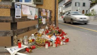 Hintergrund der Motion ist das Tötungsdelikt vom vergangenen März in Rieden bei Baden.