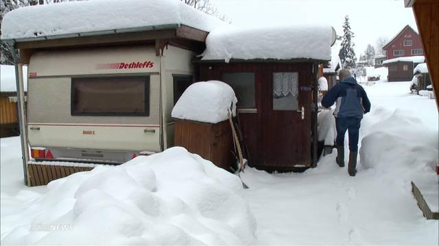 Totes Ehepaar in Camper gefunden