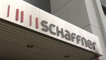 Der Hauptsitz der Schaffner-Gruppe ist in Luterbach. (Archiv)