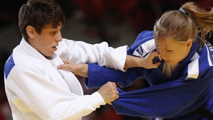 Evelyne Tschopp qualifiziert sich für Rio.