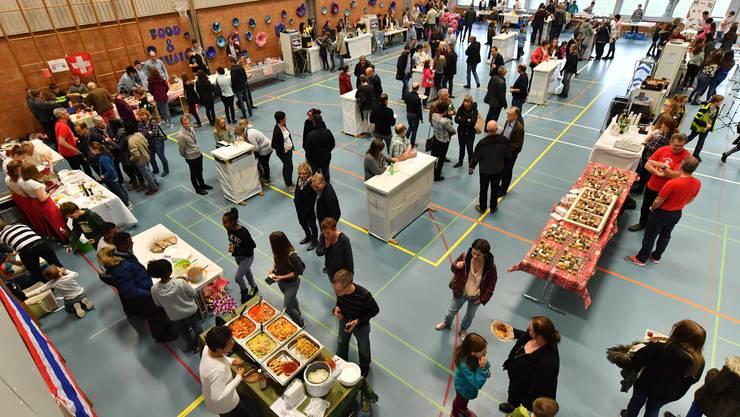 Food & Music der Kreismusikschule Gäu: Eines der drei nominierten Projekte