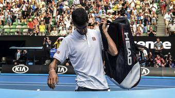 Novak Djokovic scheidet am AO aus