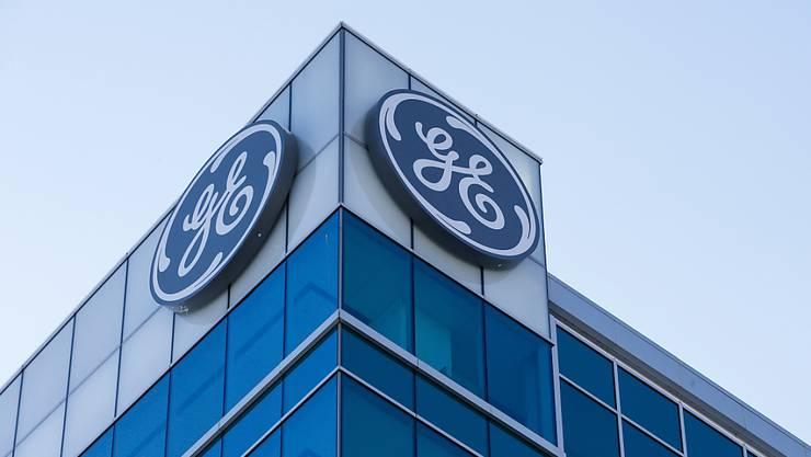 General Electric schrumpft weiter. (Archiv)