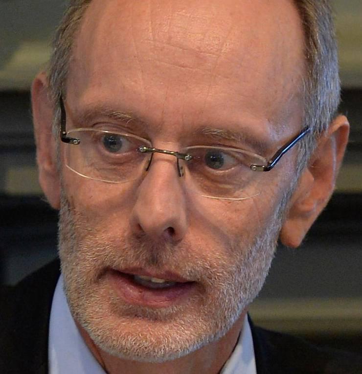 Armin Eugster, Verwaltungsratspräsident der Wipa
