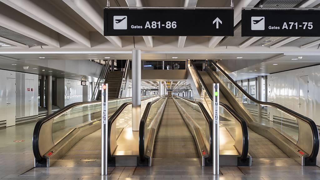 Flughafen Zürich spricht 26 Kündigungen aus