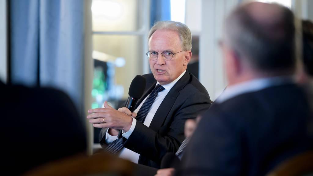 Gewerbeverbandsdirektor Hans-Ulrich Bigler spricht im «Blick» von einem bis dato geheimgehaltenen Vorschlag der Sozialpartner.