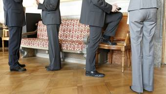 Blick in die Wandelhalle: Wird Lobbying im Bundeshaus transparenter? Nein, befand der Nationalrat.