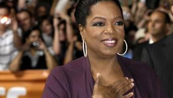 Oprah Winfrey zeigte sich gegenüber einem Bettler spendierfreudig (Archivbild)