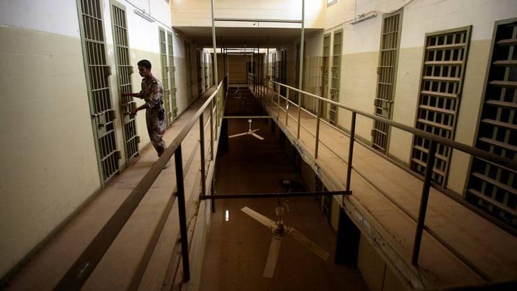 Das Gefängnis von Abu Ghraib (Archiv)