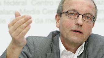 Kritik an SP-Parteiprogramm: Hans-Jürg Fehr (Archiv).