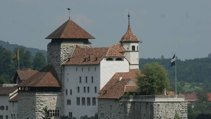 Das Jugendheim auf der Festung Aarburg war im vergangenen Jahr zu 75 Prozent belegt. (Archiv)