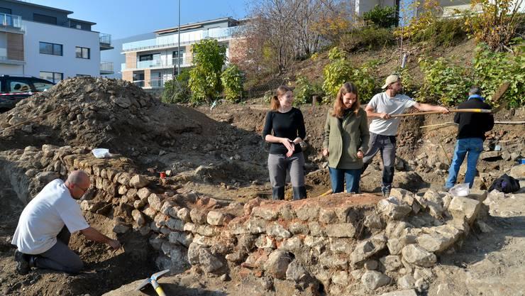 Der Fundort liegt östlich der neuen Blöcke an der Jurastrasse (Archiv)