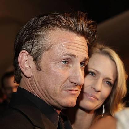 Sean Penn und Robin Wright (Archiv)