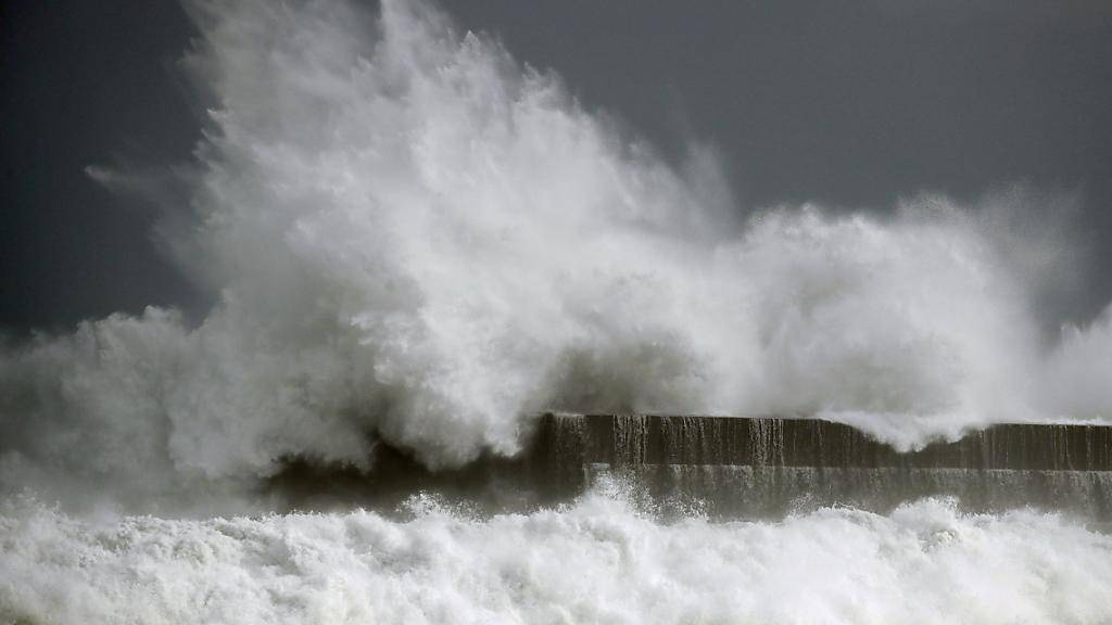 Mindestens ein Todesopfer und Verletzte bei starkem Sturm in Japan