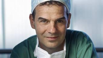 Der Star-Herzchirurg René Prêtre.